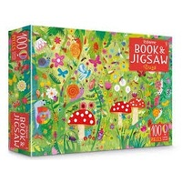 Bugs Book and Jigsaw