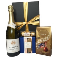 Sparkling Wine & Chocolates